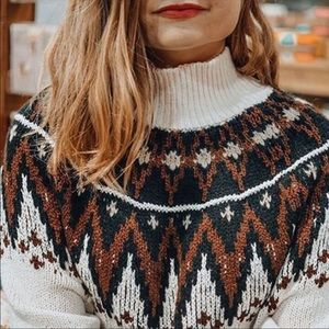 Free People Dresses - FP Scotland Sweater Dress